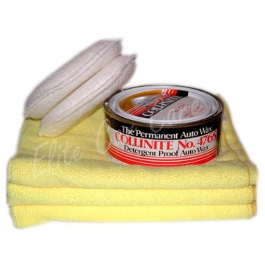 Collinite 476s Paste Wax Detailing Kit