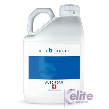 Bilt Hamber AutoFoam Pre Wash Snowfoam 5 Litre