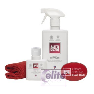 Autoglym Clay Detailing Complete Kit