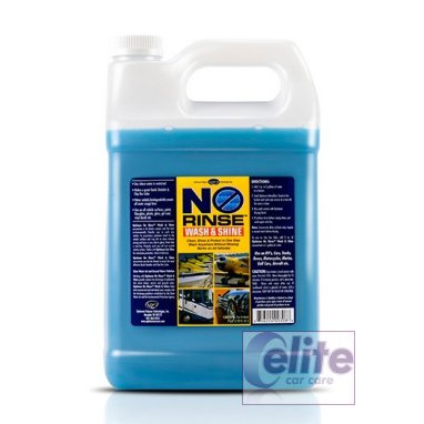 Optimum No Rinse Wash & Shine US Gallon