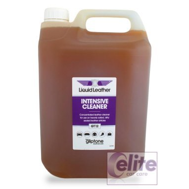 Gliptone Liquid Leather GT12 Intensive Cleaner 5 Litre