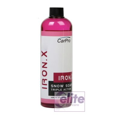 CarPro IronX Snow Soap Advanced Fallout Remover 500ml