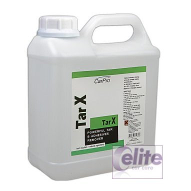 CarPro TarX Powerful Tar and Glue Remover 5 Litre
