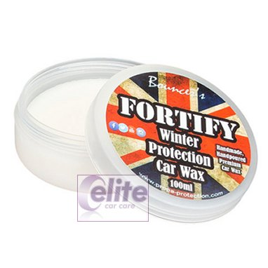Bouncers Fortify Ultra Durable Wax Sealant 100ml