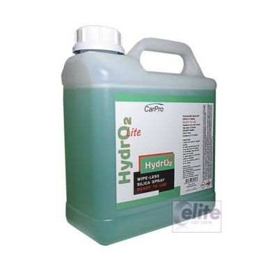 CarPro Hydr02 LITE Ready to Use Silica Spray Sealant 4 Litre