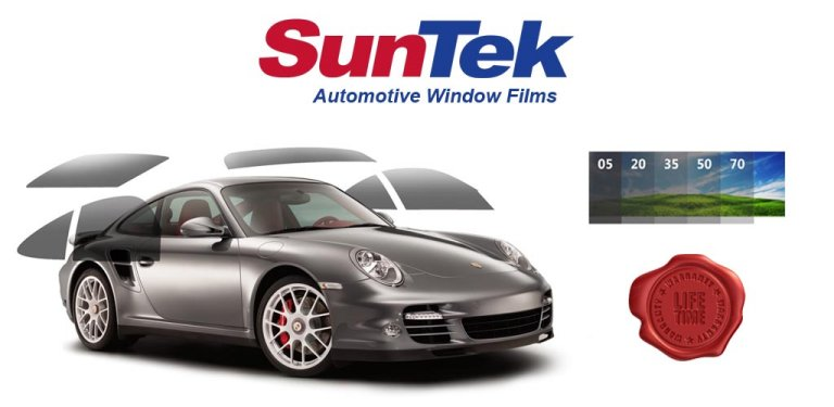 Professional Window Tinting Elite Car Care