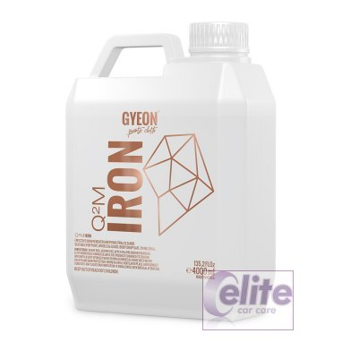 Gyeon Q2M Iron 4 Litre pH Neutral Ferrous Fallout Remover