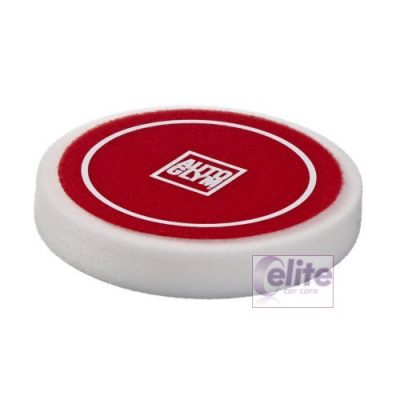 Autoglym Paint Pro White Foam Compounding Pad 125mm
