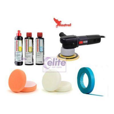 Kestrel DAS-6 - Menzerna Polishing Kit - EU Two Pin Plug