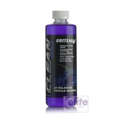 Britemax Clean Max pH Balanced Car Shampoo 236ml 8oz Sample