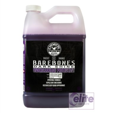 Chemical Guys Bare Bones Undercarriage Spray US Gallon