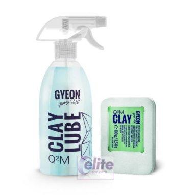 Gyeon Q2M Clay and Lubricant Spray Kit
