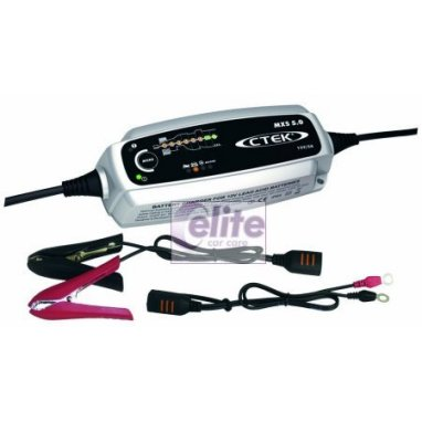 ctek multi mxs 5.0 12v battery charger and conditioner