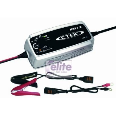 ctek multi mxs 7.0 12v battery charger and conditioner