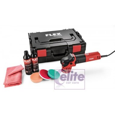 FLEX XFE 7-12 80 Dual Action Polishing Kit