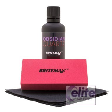 Britemax OBSIDIAN QUARTZ Ceramic 4H Trim Coating 50ml