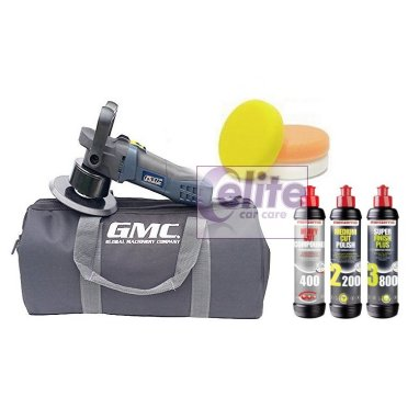 GMC DAS6 Menzerna Polishing Kit