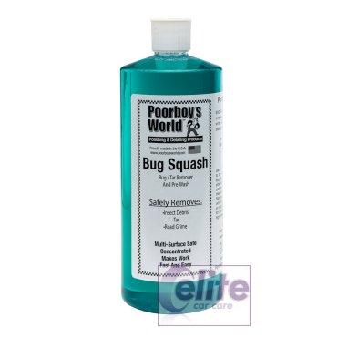 Poorboys Bug Squash Bug & Tar Remover 32oz