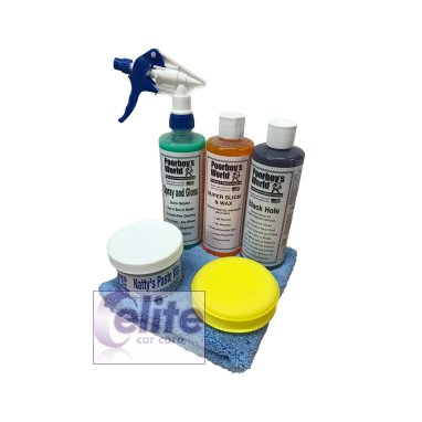Poorboys Large Detailing Maintenance Kit