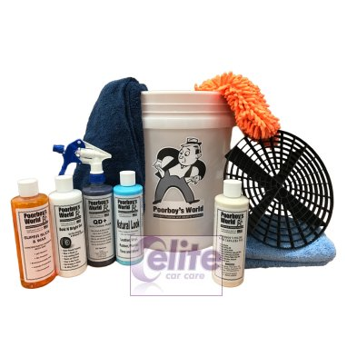 Poorboys XL Detailing Maintenance Kit