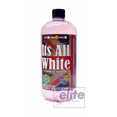 Bouncers Its All White Active ph Neutral Snow Foam 1 Litre