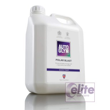 Autoglym Polar Blast pH neutral Snow Foam 2.5 Litre
