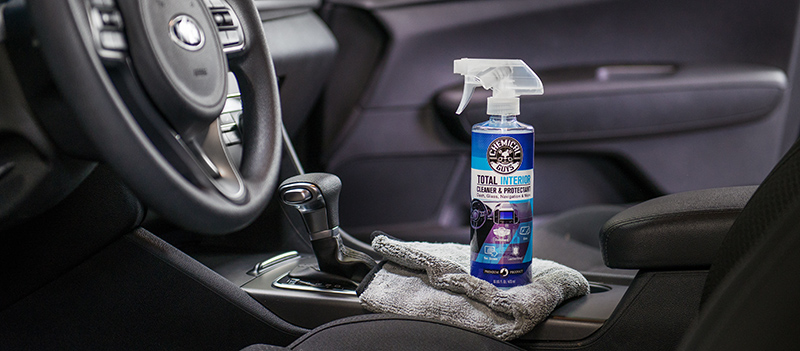 chemical guys total interior cleaner and protectant 16oz elite car care. Black Bedroom Furniture Sets. Home Design Ideas