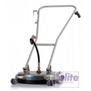 Kranzle UFO Round Floor Cleaner Stainless Steel 420mm