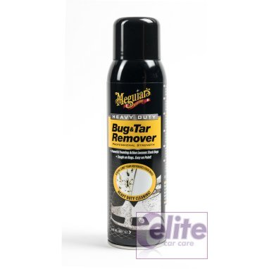 Meguiars Heavy Duty Bug & Tar Remover 444ml Aerosol
