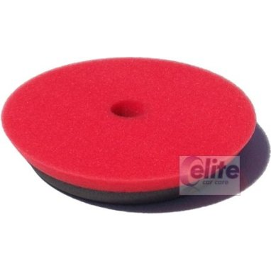 "Lake Country HD Orbital Red 5.5"" Finishing Pad"