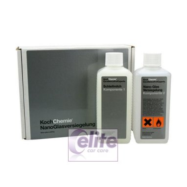 Koch Chemie Nano Glass Sealant 250ml Kit
