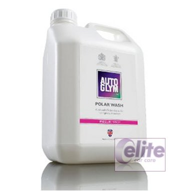 Autoglym Polar Wash PH Neutral Shampoo 2.5 Litre
