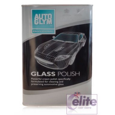 Autoglym Professional Glass Polish 5Litre