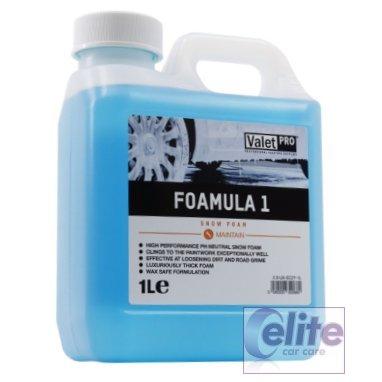 Valet PRO Foamula 1 PH Neutral Snow Foam 1litre