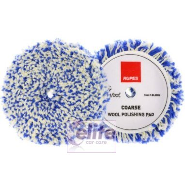 Rupes Twisted Wool Rotary Polishing Pad