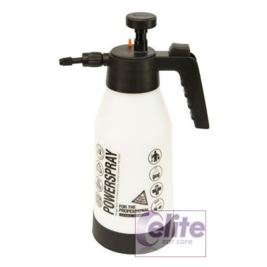 Kwazar Powerspray 1.5 Litre Pump Sprayer with Viton Seals