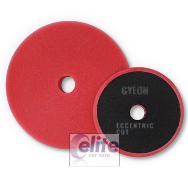 Gyeon Q2M Eccentric Red Cutting Pads