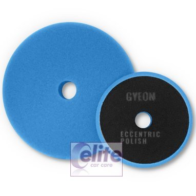 Gyeon Q2M Eccentric Blue Polishing Pads