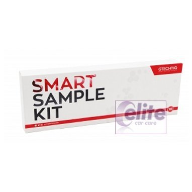 Gtechniq Smart Sample Kit