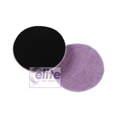 Lake Country Low Profile Foamed Purple Wool Pad