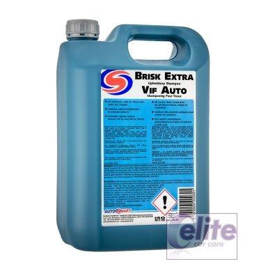 Autosmart Brisk Extra Upholstery Shampoo 5Litre