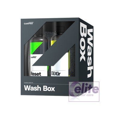 CarPro WASH BOX Maintenance Kit