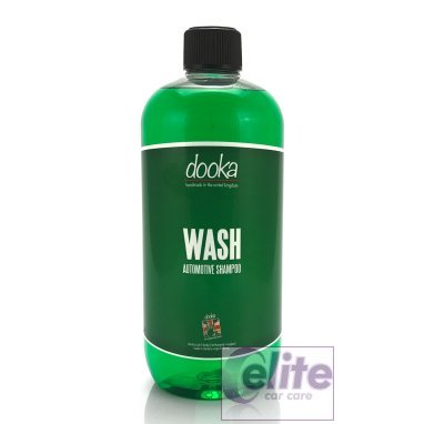 Dooka WASH pH Neutral Automotive Shampoo 1Litre