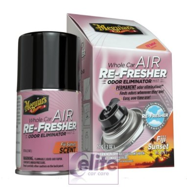 Meguiars Air ReFresher & Odour Eliminator - Fiji Sunset