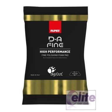 Rupes DA Fine High Performance Yellow Fine Finishing Foam Pad