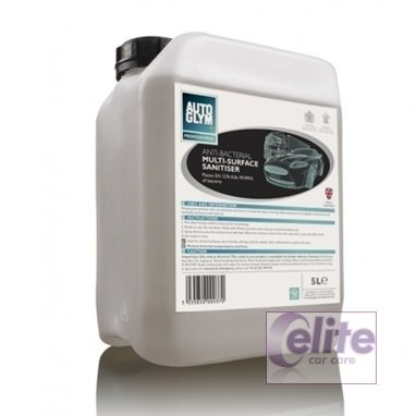 Autoglym Anti-Bacterial Multi-Surface Sanitiser 5 Litre
