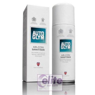 Autoglym Air-Con Sanitiser - Kills 99.99% Bacteria incl COVID-19