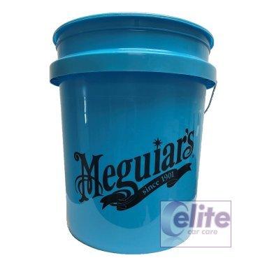 Meguiars Hybrid Ceramic Blue Bucket 20 Litre