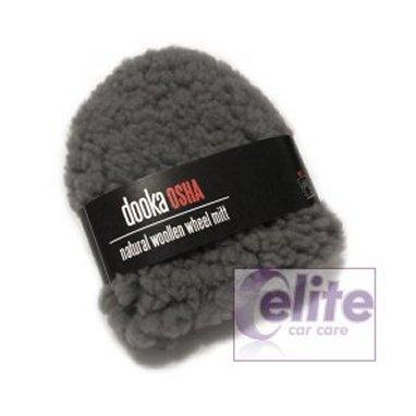 Dooka OSHA Natural Wool Wheel Mitt