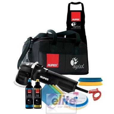 Rupes LHR75E Mini BIGFOOT Polisher LUX Kit